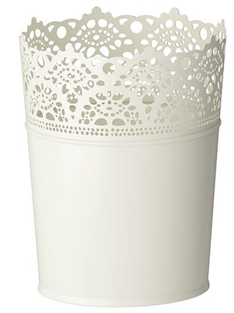 White Lace Cup for Cake Pops