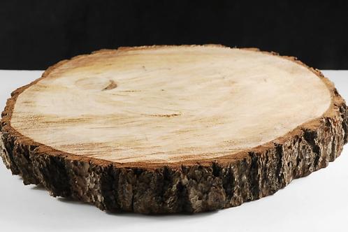 Rustic Wood Slab