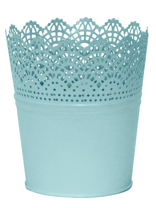 Blue Lace Cup for Cake Pops