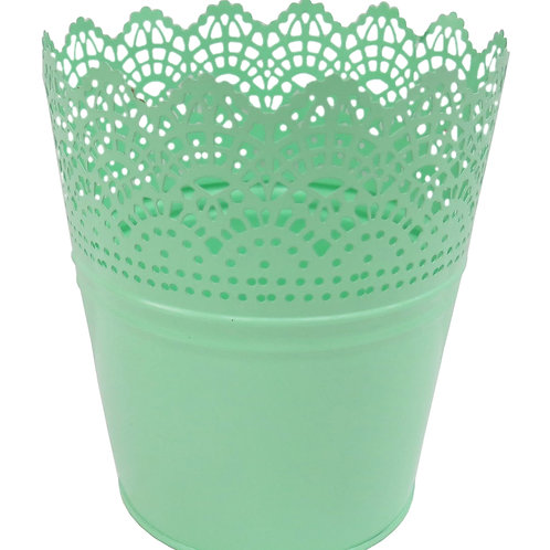 Green Lace Cup for Cake Pops