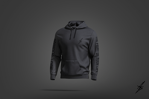 The Fight Of Your Life - Hoodie (Custom)