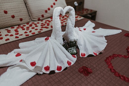 Decoração romance