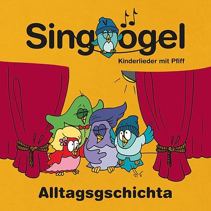 Singvögel CD - Alltagsgschichta