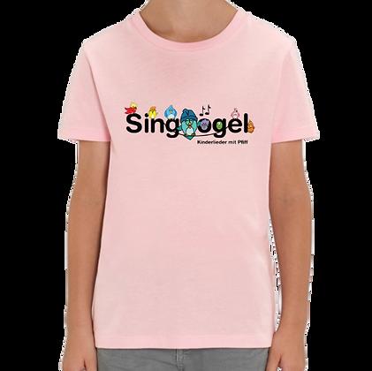 T-Shirt pink (Fairtrade)