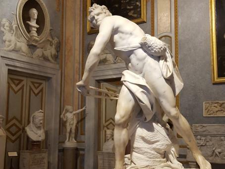 ROMA'NIN MÜZELERİ : GALLERIA BORGHESE