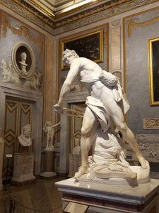 Borghese Gladyatörü Heykeli louvre ile ilgili görsel sonucu