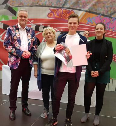 Ehrungen für jugendliche Sportler der Stadt Osnabrück