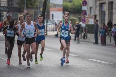 Berlinmarathon Pressemeldung