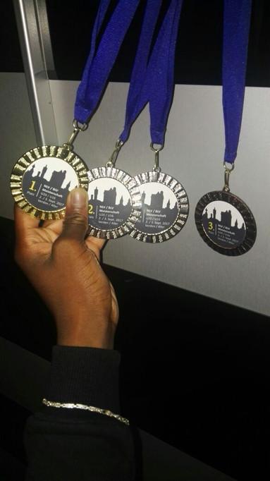 Matthias Bergmann mit starker Halb-Marathonzeit