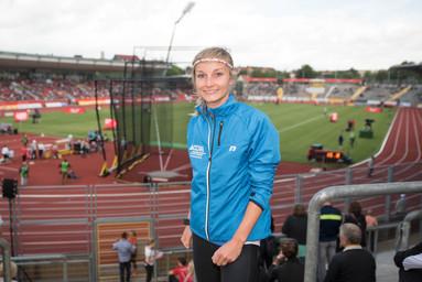 2:12,32 - Tina Böhm Norddeutsche Vize über 800m