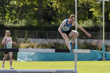 Matthias Hardt Vierter bei Niederländischen Leichtathletikmeisterschaften