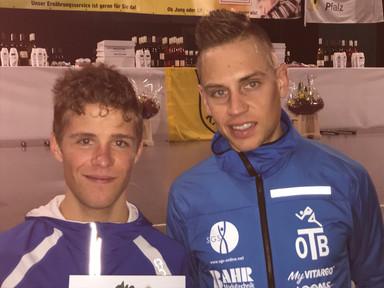 Unser Team in Hannover (Halbmarathon)