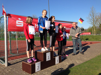 TÜÖTTEN-Sportfest des TV Mettingen am 18.04.2015