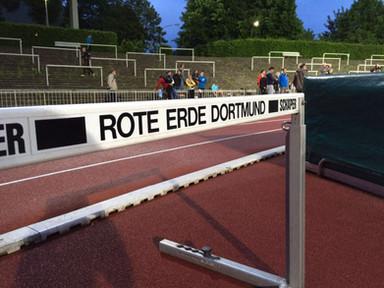 Mittwochabends: Läufertag in Dortmund