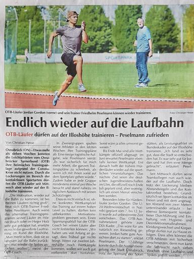 OTB Leichtathletik lebt noch!