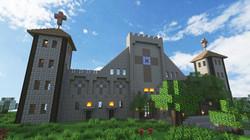 Minecraftの教会
