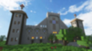 Minecraft Church
