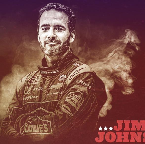 """Jimmy Johnson"" // Nascar Template"