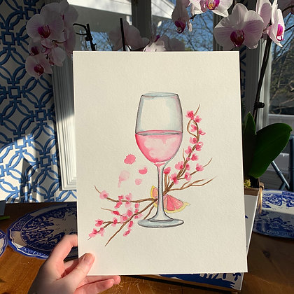 Wine Prints