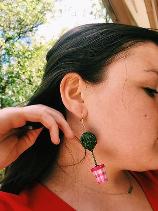 Topiary Earrings