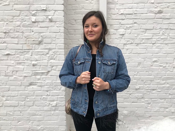 Create Your Own Denim Jacket