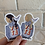 Thumbnail: Hand Painted Vote Stickers