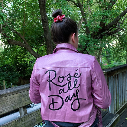 Rosé All Day Jacket