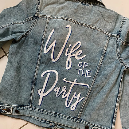 Wife of the Party Jacket