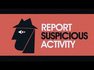 Home Security: How to Spot Suspicious Activity