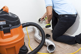 Dryer Vent Cleaning, Riser Home Services