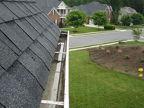 Gutter Cleaning- Riser Home Services