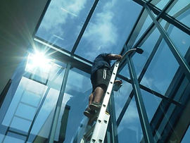 Window Cleaning, Riser Home Services