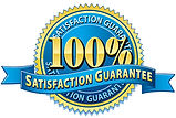 100% Satisfaction Guarante,  Riser Home Services