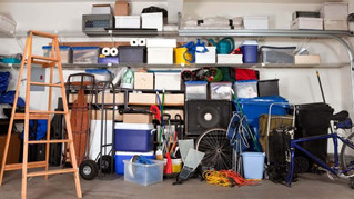 5 DIY Garage Storage Ideas You Can Make Over the Weekend