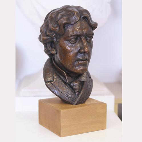3/4 life-size Oscar Wilde