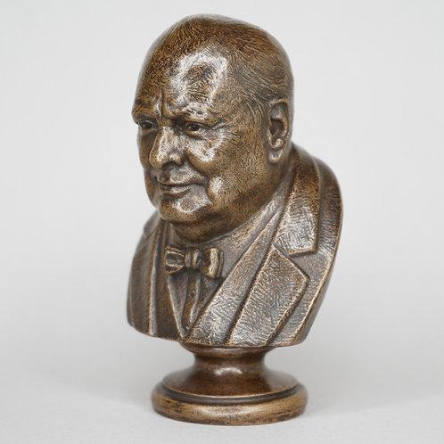 Winston Churchill Miniature