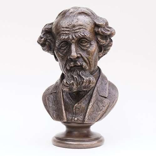 Charles Dickens Miniature