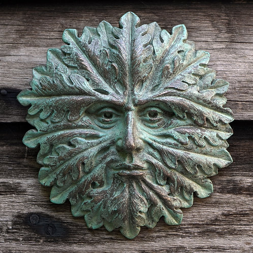 Green Man Miniature