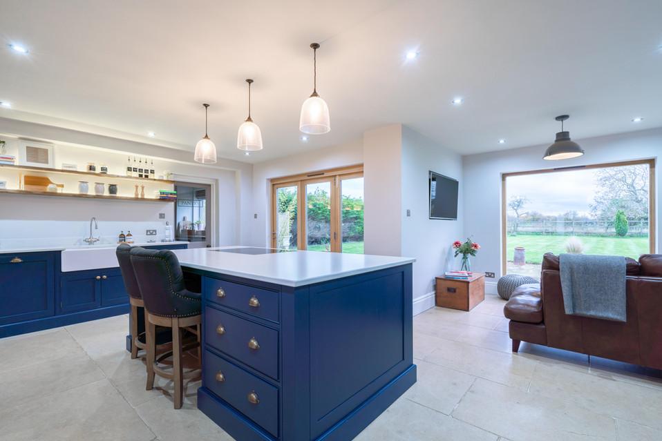 Bramley house kitchen