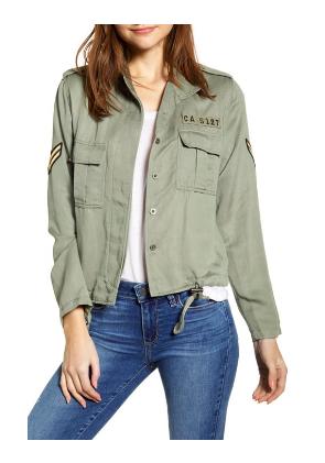 Military Jacket Nordstrom Sale