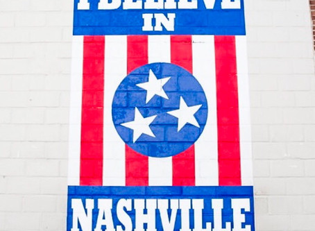My Guide to a Weekend in Nashville!