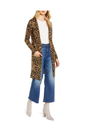 Leopard Cardigan Nordstrom Sale