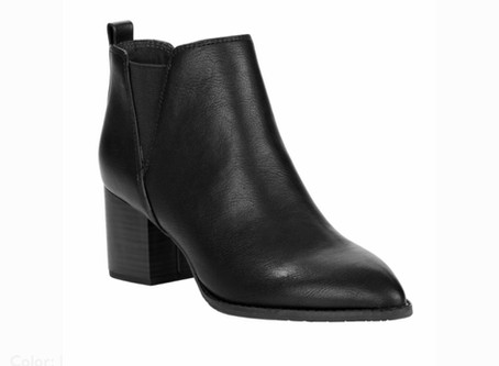 5 Fall booties that won't break the bank!