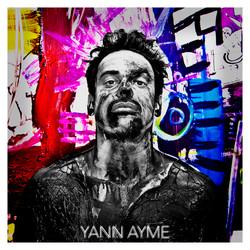 Maquette CD Album Yann Ayme