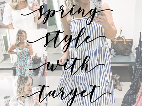 Spring Style with Target
