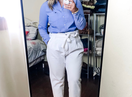 How To Wear White After Labor Day!