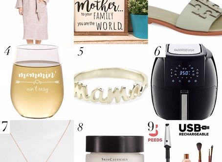 Gift Ideas for Mom!