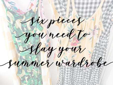 6 Pieces From Old Navy That You Need To Slay Your Summer Wardrobe!