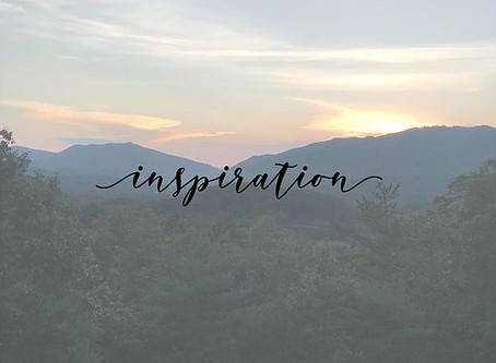 october inspiration
