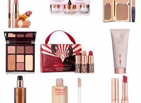All I want for Christmas Is Charlotte Tilbury